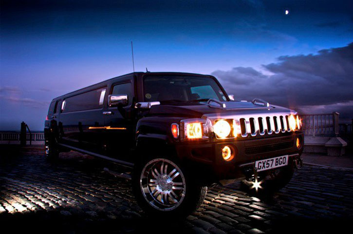 Hummer Hire in Dundee